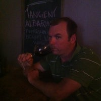 Photo taken at District Wine by frank C. on 4/13/2012