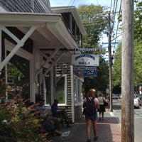 Photo taken at Edgartown Deli by Cricky C. on 7/9/2012
