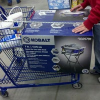 Photo taken at Lowe's Home Improvement by Jeremy T. on 1/10/2012