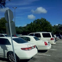 Photo taken at FLL Airport Economy Parking by Chad M. on 9/28/2011