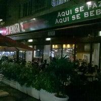 Photo taken at Cervejaria Devassa by Mestre E. on 1/17/2012