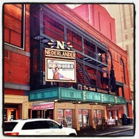 Photo taken at Nederlander Theatre by Jonathan T. on 4/11/2012