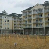 Photo taken at Hilton Garden Inn Outer Banks/Kitty Hawk by James L. on 6/5/2011