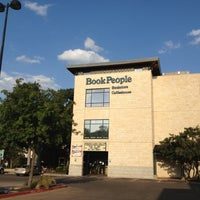 Photo taken at BookPeople by Andy Y. on 7/5/2012