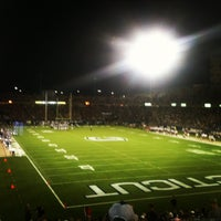 Photo taken at Rentschler Field by Shawn P. on 8/31/2012