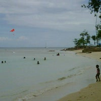 Photo taken at Godings Bay by KN R. on 4/9/2012