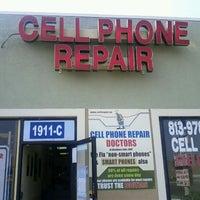 Photo taken at Level Up Repair (Cell Phone Repair) by Tah C. on 9/16/2011