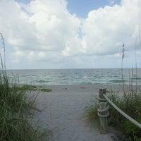 Photo taken at Turtle Beach by Bobi F. on 7/25/2012