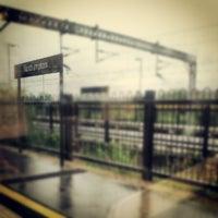 Photo taken at Northampton Railway Station (NMP) by Daniel R. on 7/20/2012