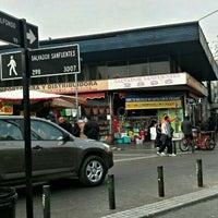 Photo taken at Barrio Meiggs by Rodrigo Z. on 6/11/2012