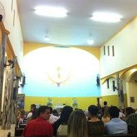 Photo taken at Igreja São Francisco De Assis by Daniel N. on 5/12/2012