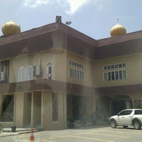 Photo taken at Masjid Telipot (مسجد تليڤوت) by N Azlin S. on 9/1/2011