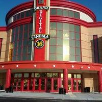 Photo taken at MJR Westland Grand Digital Cinema 16 by Steve K. on 1/19/2012