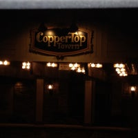 Photo taken at CopperTop Tavern by Chris S. on 11/9/2011