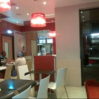 Photo taken at KFC by Pedja on 4/1/2012