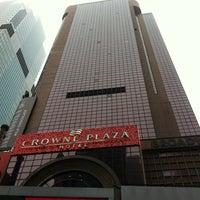 Photo taken at Crowne Plaza Times Square Manhattan by Efraim P. on 7/28/2012