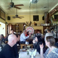 Photo taken at L'Enfant Café by Stacey R. on 1/1/2012