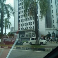 Photo taken at LHDN by Noor Fadzilah M. on 12/22/2011