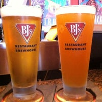 Photo taken at BJ's Restaurant and Brewhouse by Kendra T. on 3/25/2011