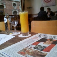 Photo taken at Metropole by thomas v. on 1/3/2012