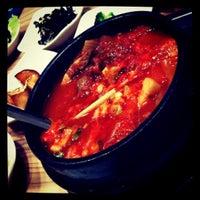 Photo taken at Da Sa Rang Korea BBQ Restaurant by SuetYiing L. on 7/17/2011