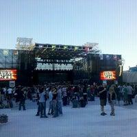 Photo taken at Estádio Passo D'Areia (Zequinha) by Eduardo K. on 11/11/2011
