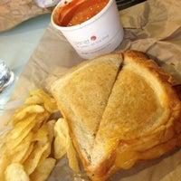 Photo taken at Bunk Sandwiches by Matt A. on 10/25/2011