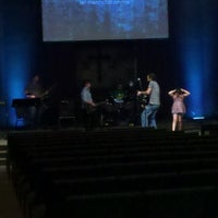 Photo taken at Westside Community Church by Jeanie S. on 9/4/2011