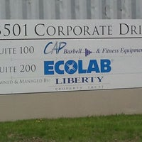 Photo taken at Ecolab 102 by Hansum1™ on 5/3/2011