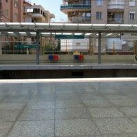 Photo taken at İzban Naldöken İstasyonu by Doğuş D. on 7/12/2012