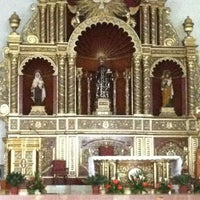 Photo taken at San Guillermo Parish Church by Marissa L. on 7/22/2012
