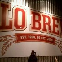 Photo taken at SLO Brew by Jerrod T. on 9/1/2011