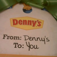 Photo taken at Denny's by Michael D. on 11/19/2011