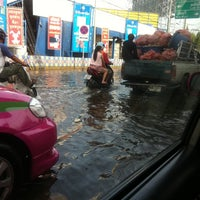 Photo taken at Mueang Min Intersection by jojo p. on 11/5/2011