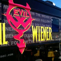 Photo taken at Evil Wiener Mobile by Ricky C. on 10/16/2011