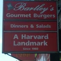 Photo taken at Mr. Bartley's Burger Cottage by Bartle on 8/13/2012