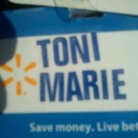 Photo taken at Walmart Supercenter by Toni B. on 9/11/2011