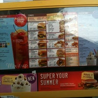 Photo taken at SONIC Drive In by Antoine M. on 5/19/2012