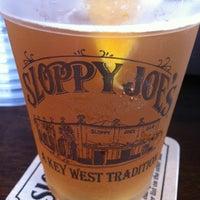 Photo taken at Sloppy Joe's Bar by Anita S. on 7/13/2012
