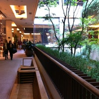 Photo taken at Shopping Cidade Jardim by Khalina S. on 11/2/2011