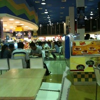 Photo taken at MATOS Food Court by Eddy S. on 7/20/2011
