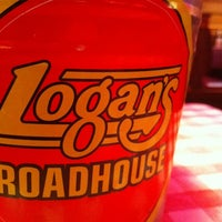 Photo taken at Logan's Roadhouse by Tony G. on 7/24/2011
