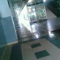 Photo taken at SMKN 8 Jakarta by Banu Adi W. on 1/31/2012