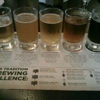 Photo taken at Gordon Biersch Brewery Restaurant by Dan B. on 8/28/2012
