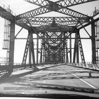 Photo taken at Richmond-San Rafael Bridge by Steve R. on 8/11/2012