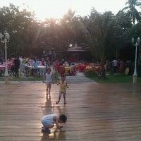 Photo taken at Restaurant Asam Batu Laut, Tg Sepat by Jimmy T. on 6/17/2012