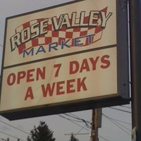 Photo taken at Rose Valley Market by Erin H. on 5/14/2011