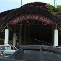 Photo taken at Kuah Market, Langkawi by Pishol I. on 9/8/2011