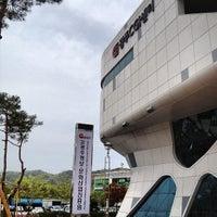 Photo taken at 광주정보문화산업진흥원 by Jeonghak O. on 4/24/2012