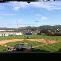 Photo taken at Avista Stadium by Travis F. on 9/2/2011